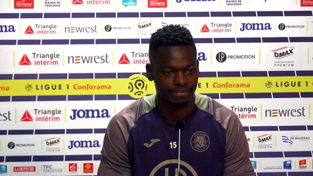 """""""Il n'y a pas de tricheurs dans l'équipe"""", Nicolas Isimat-Mirin avant TFC/Marseille"""