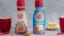 Coffeemate Just Announced Funfetti and Cinnamon Toast Crunch Creamers