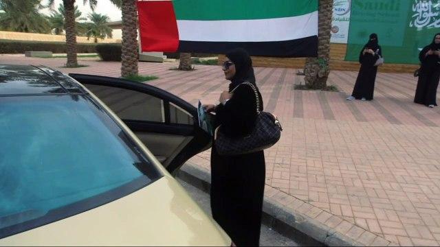 Saudi Womens Driving School
