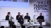 "Et si on parlait de ""start-low"" plutôt que de ""start-up"" ? Sébastien Kopp au Vogue Fashion Festival 2019"