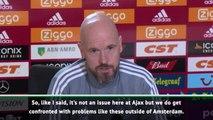Ten Hag backs Wijnaldun after Racism in Eredivisie