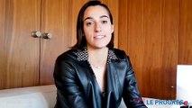 3 question à Caroline Garcia joueuse de tennis lyonnaise