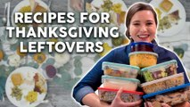 Hey Y'all - Recipes For Thanksgiving Leftovers