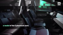 Elon Musk Unveils the New Tesla Cybertruck