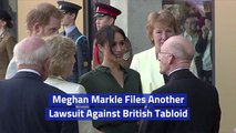 Meghan Markle's New Lawsuit