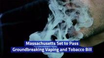 New Vaping Laws In Massachusetts