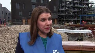 Jo Swinson 'excited' about tonight's BBC Election Debate
