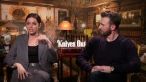 'Knives Out': Ana de Armas And Chris Evans