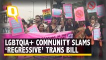 Pride Parade: LGBTQIA+ Community Speaks Out Against 'Draconian' Trans Bill