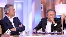 Céline Dion : Michel Drucker révèle quelle chanson lui provoque le trac chaque fois qu'elle monte sur scène (Vidéo)