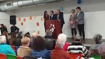 Godarville: inauguration de l'école du bourgmestre Karl DeVos