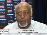 Ivan Fears PASSIONATELY Defends Patriots' Running Backs