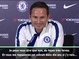 Mourinho - Lampard en fait la promesse : ''Moi, je n'entraînerai jamais Tottenham''
