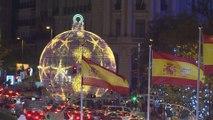 La Navidad ya engalana Madrid