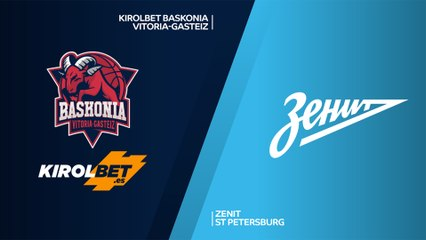 EuroLeague 2019-20 Highlights Regular Season Round 10 video: Baskonia 70-60 Zenit