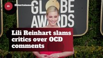 Lili Reinhart Deals With Haters