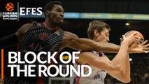Efes Block of the Round: Paul Biligha & Jeff Brooks AX Armani Exchange Milan