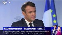 Emmanuel Macron: retour sur les moments forts de son entretien sur BFMTV