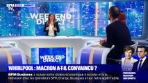 Whirlpool: Emmanuel Macron a-t-il convaincu ? - 22/11