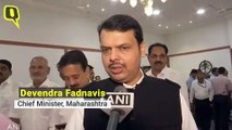 CM Devendra Fadnavis and Deputy CM Ajit Pawar Address Media