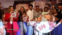 Music launch of MUDDA 370 J&K Rakhi Sawant, Hiten Tejwani And Anjali Pandey
