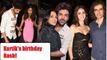 Kartik Aaryan Birthday: Bollywood celebs spotted at the bash