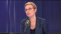 """Réforme des retraites : """"On va toucher à l'ensemble du régime des retraites au nom des 3% que représentent les régimes spéciaux"""" (Clémentine Autain, députée LFI)"""