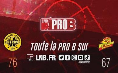 Matchs Officiels 19-20 - PRO B : Fos-sur-Mer vs Vichy-Clermont (J7)