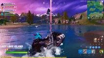 Fortnite Chapter 2 Season 1 - Episode 11 - Harpoon Gun Killed (Fortnite Battle Royale)
