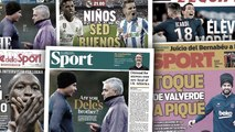 L'Angleterre se régale de l'attaque de José Mourinho sur Dele Alli, Valverde met en garde Gerard Piqué
