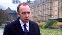 Hancock: Corbyn's neutrality is an abdication of leadership
