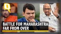 Floor Test Abhi Baaki Hai, Mere Dost: The Game Still On in Maharashtra