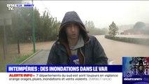 Face aux inondations, des évacuations sont en cours dans le Var