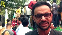 'Students Protesting for their Future': Umar Khalid on Fee Hike