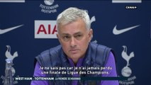 Les meilleurs moments de la conférence de presse de José Mourinho
