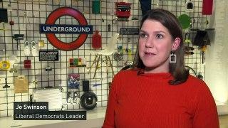 Swinson: Corbyn's position on Brexit is 'astonishing'