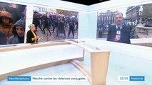 Manifestations : des marches contre les violences conjugales organisées partout en France