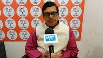 Gopal Agarwal speaks on political developments in Maharashtra