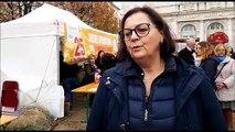 Lons-le-Saunier: 250 personnes manifestent contre les violences faites aux femmes