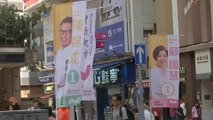 Hong Kong gears up for district council election