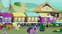 My Little Pony Friendship Is Magic Season 6 Episode 26 To Where And Back Again Part 2