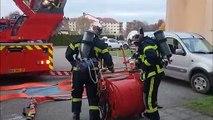 Bitche : feu dans une chambre, l'hôpital évacué