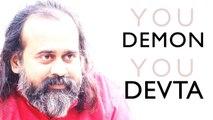 Acharya Prashant on Upanishads: You the Demon; you are the Devta