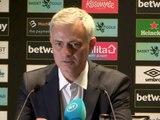 """FOOTBALL : Premier League : 13e j - Mourinho: """"La victoire est quelque chose qu'il faut apprécier"""""""