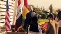 Mike Pence in Iraq per rassicurare i curdi e il premier Mahdi
