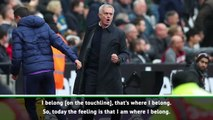Mourinho confesses 'the most difficult moment' of not managing