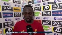 """Sadio Mané : """"Il faut jouer pour jouer, jouer pour gagner"""""""