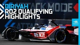 2019 SAUDIA Diriyah E-Prix  Saturday Qualifying Highlights