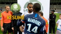 Paris FC - AJ Auxerre (2-0)  - Résumé - (PFC-AJA) / 2019-20
