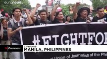 Dix ans après, les Philippines commémorent un massacre visant des journalistes